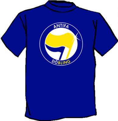 antifa döbling t-shirt